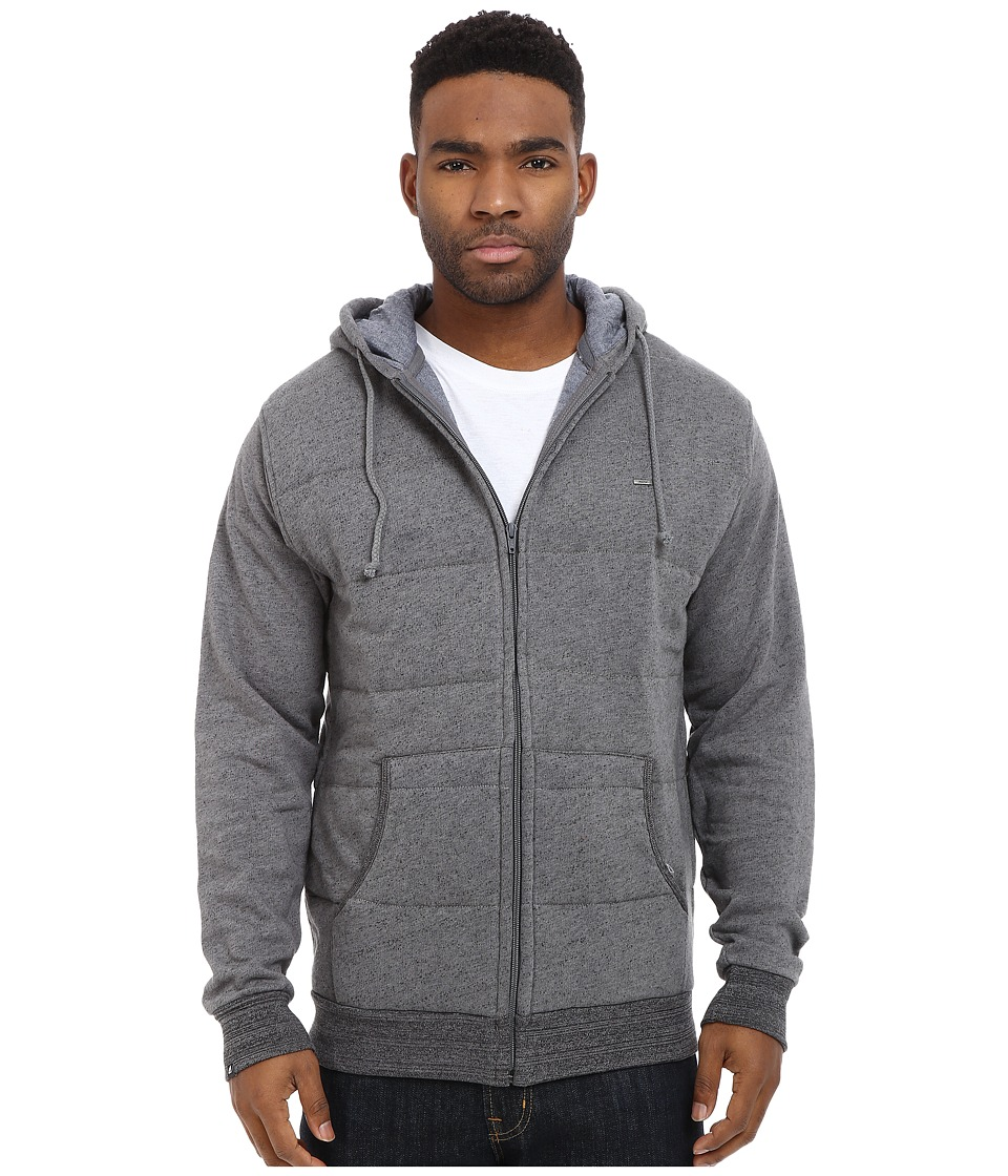 Matix Clothing Company - Asher Modern Fleece (Heather Grey) Men's Fleece