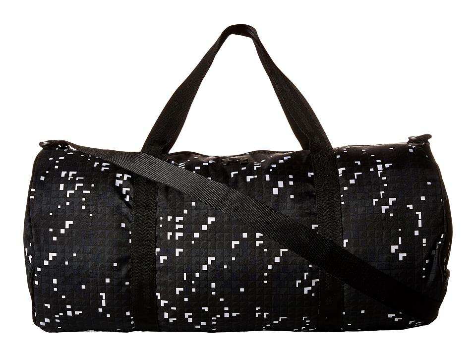 Under Armour - UA Favorite Duffel (Black/Stealth Gray/Black) Duffel Bags