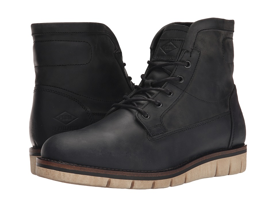 PLDM - Norco (Black) Men's Lace-up Boots