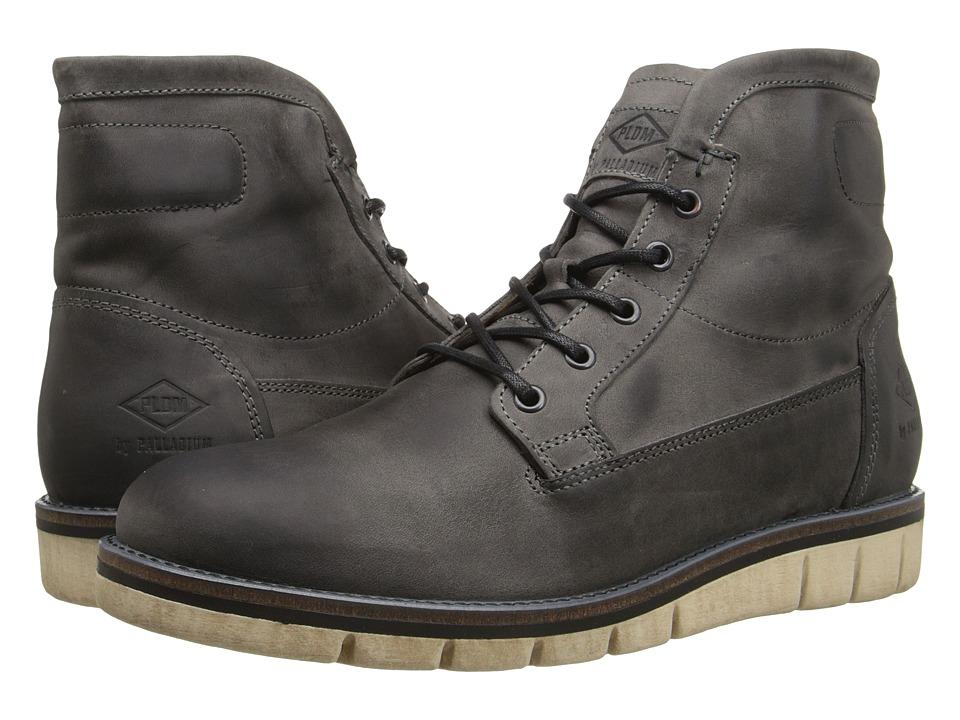 PLDM - Norco (Grey) Men's Lace-up Boots