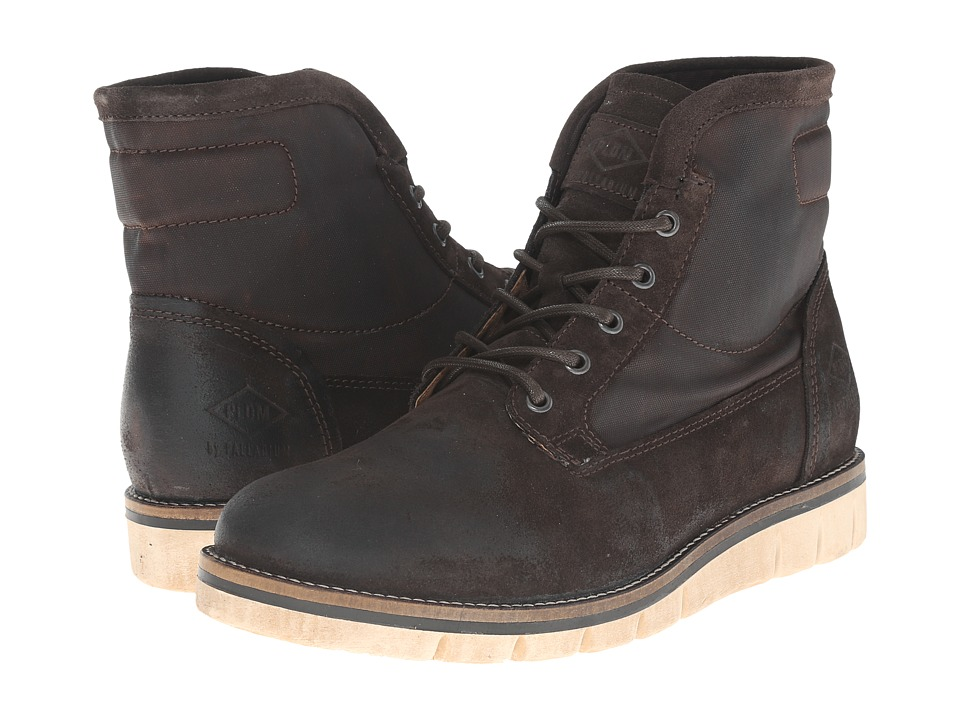 PLDM - Norco (Ebony) Men's Lace-up Boots
