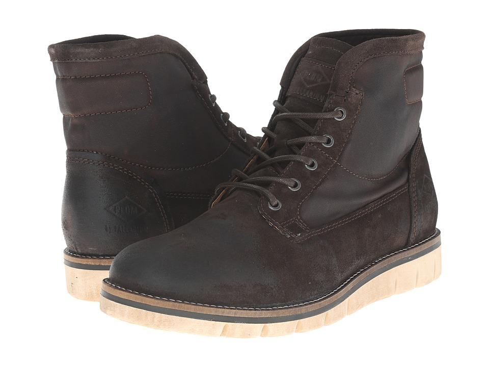 PLDM - Norco (Ebony) Men's Lace-up Boots