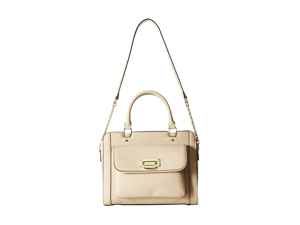 London Fog - Sheffield Satchel (Beech) Satchel Handbags
