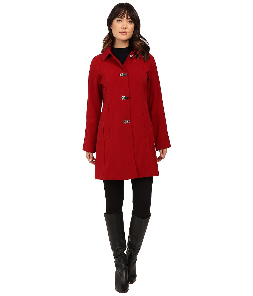 London Fog - L720908L74 (Red) Women's Coat