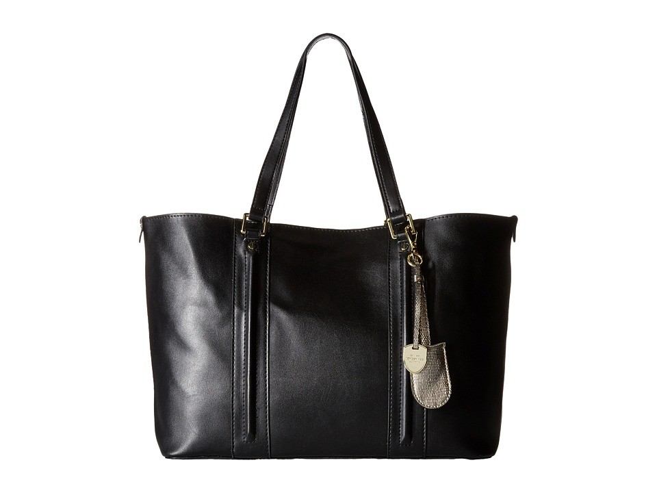 London Fog - Regent Tote (Black) Tote Handbags