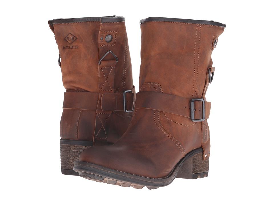 PLDM - Clint (Cognac) Women's Pull-on Boots