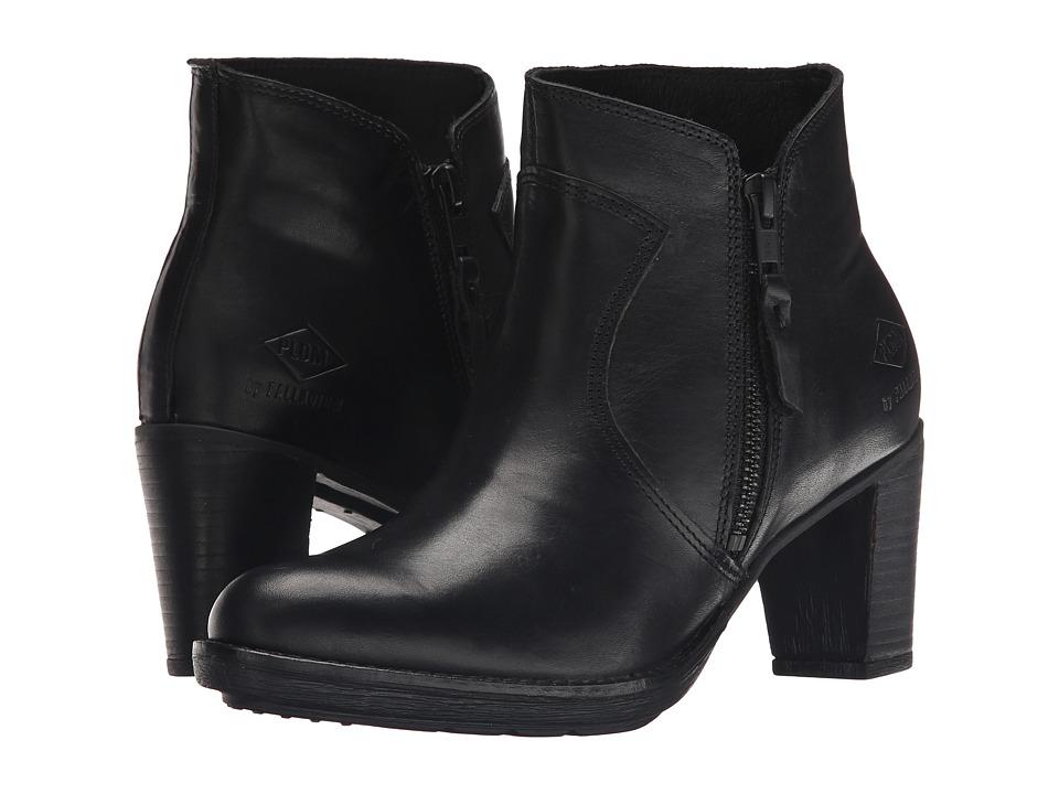 PLDM Spring (Black Leather) Women