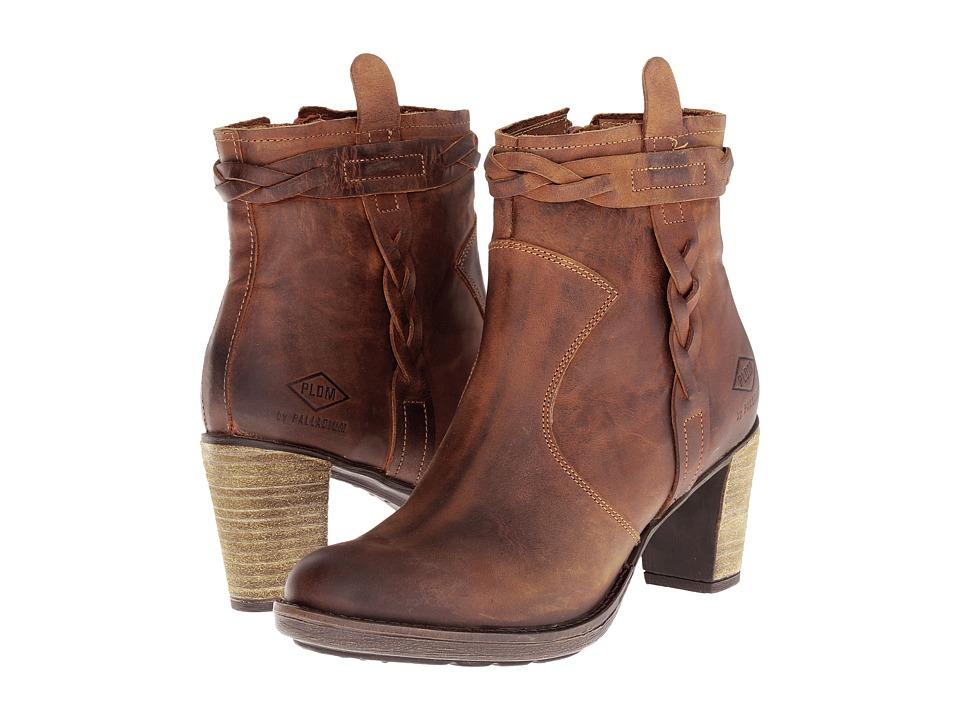PLDM - Stony (Cognac) Women's Pull-on Boots