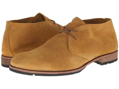 Billy Reid - Indianola (Caramel) Men's Lace-up Boots
