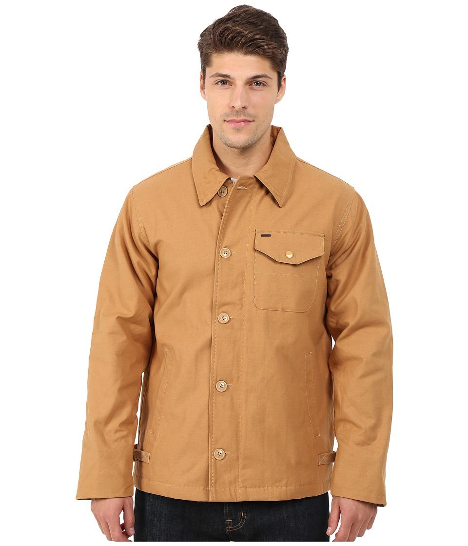 Matix Clothing Company - Roads Jacket (Khaki) Men's Coat