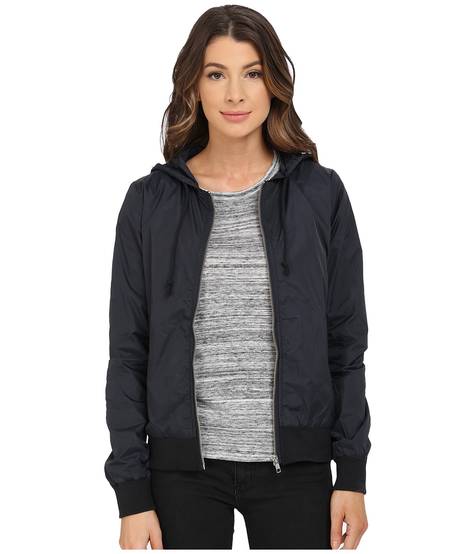 Alternative - Nylon Trainer Jacket (Black) Women