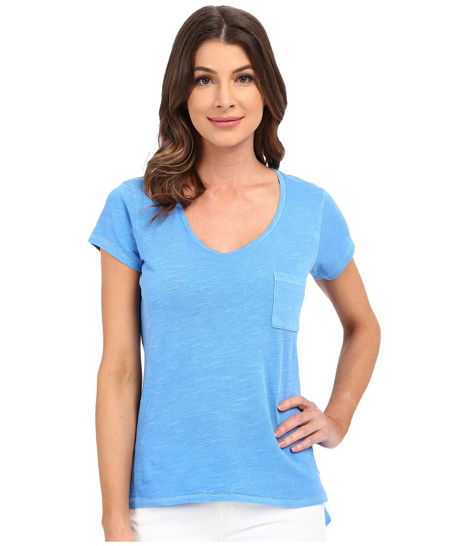 Alternative - Slub Favorite Tee (Clear Sky) Women's T Shirt