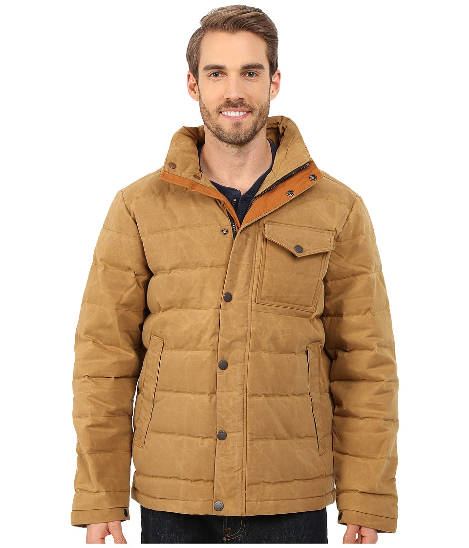 Timberland - Mount Davis Down Jacket (Metal Bronze) Men's Coat