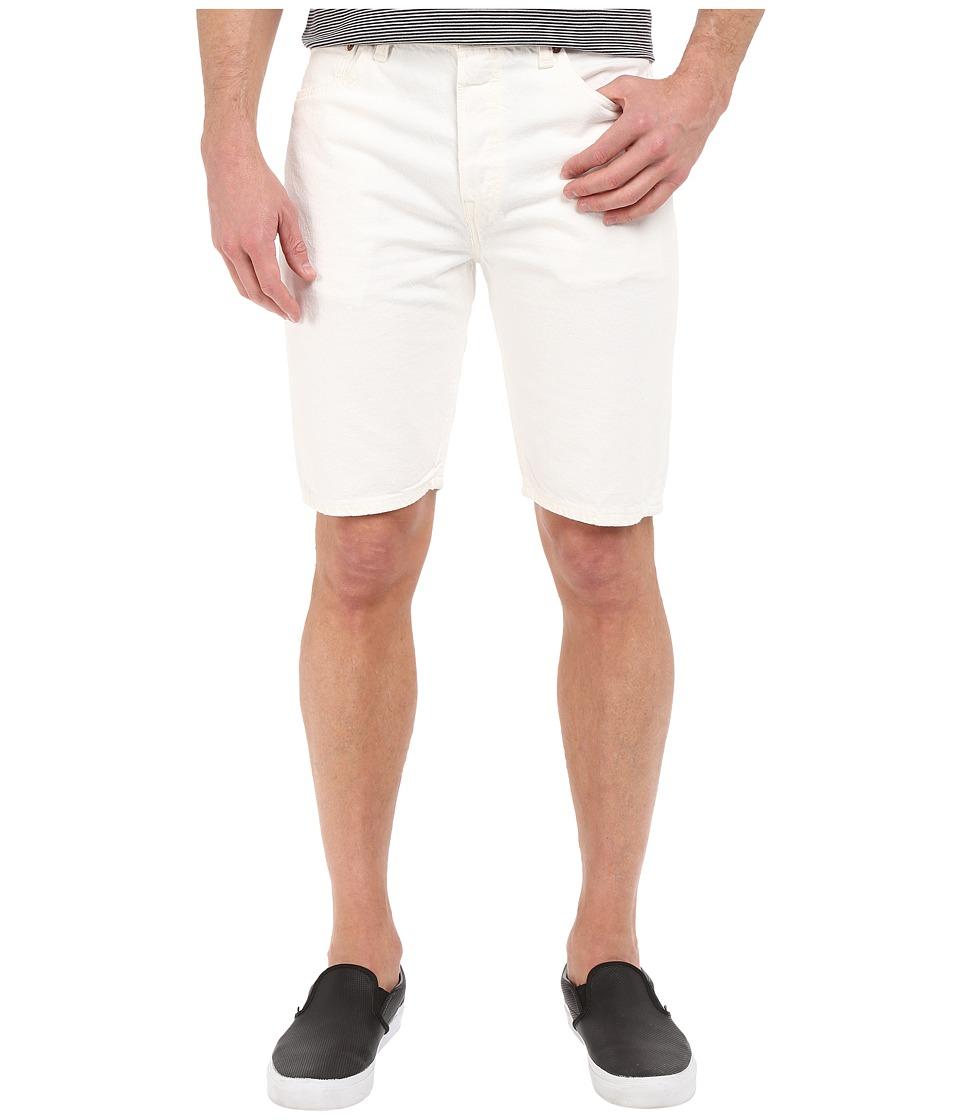 Levi's(r) Mens - 501(r) Hemmed Shorts (Whitened Land) Men's Shorts