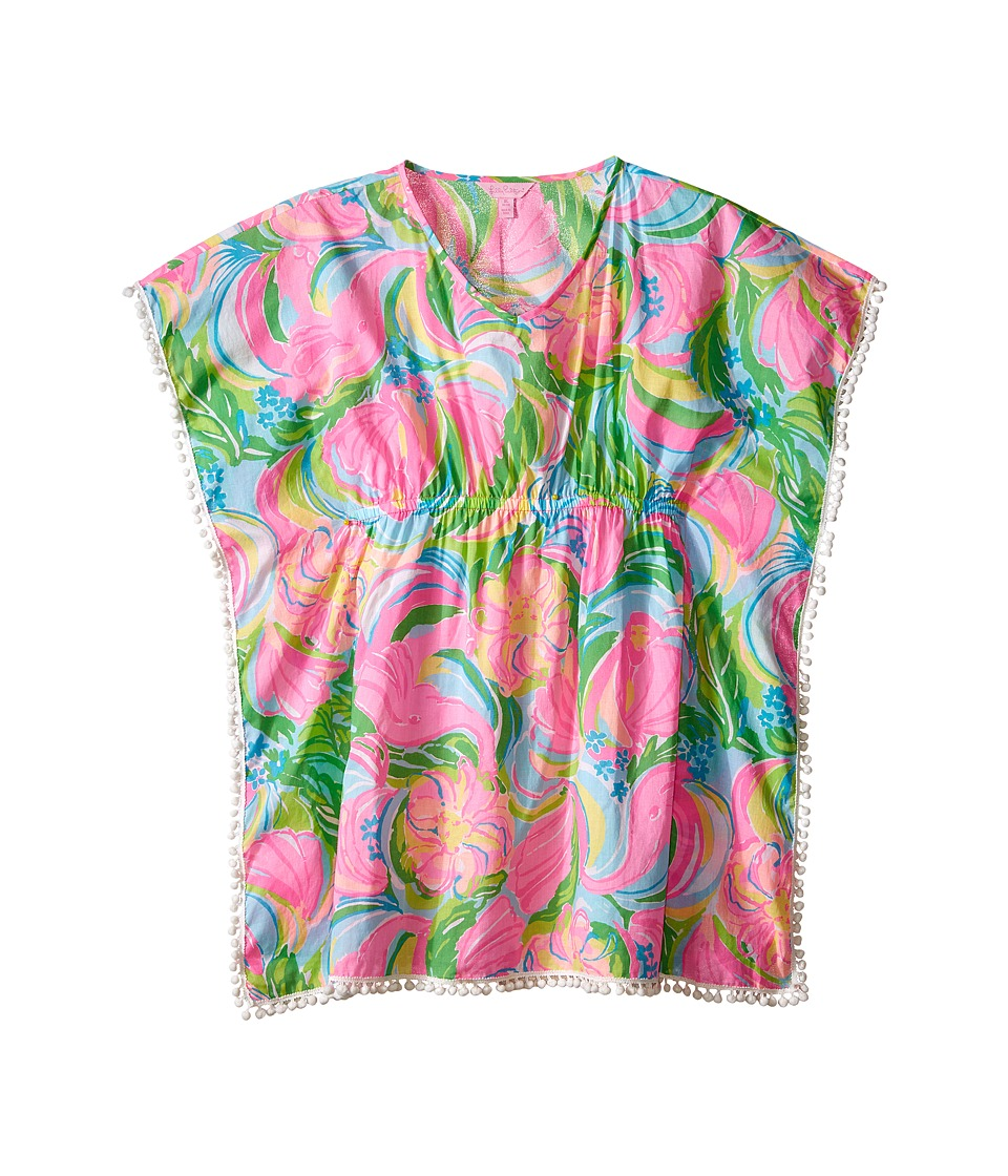 Lilly Pulitzer Kids - Francesca Caftan (Toddler/Little Kids/Big Kids) (Multi) Girl's Clothing