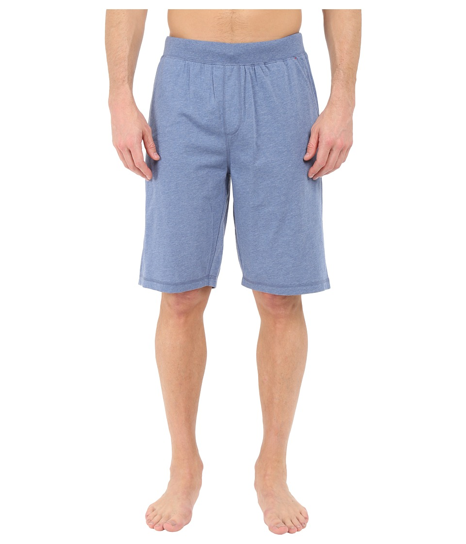 Tommy Bahama - Knit Jam Shorts (Blue Heather) Men's Pajama