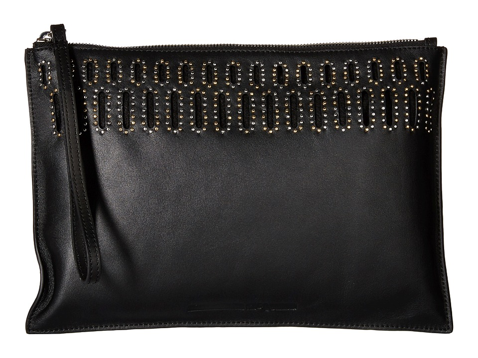 McQ - Swank Pouch (Black) Travel Pouch