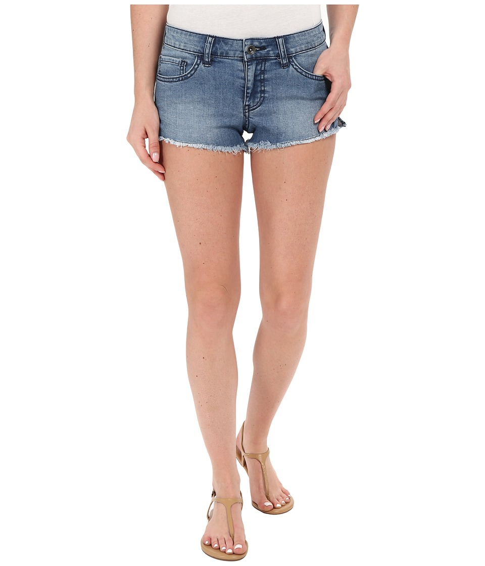 Vans - Destroyed Mini Shorts II in Vintage Indigo (Vintage Indigo) Women's Shorts