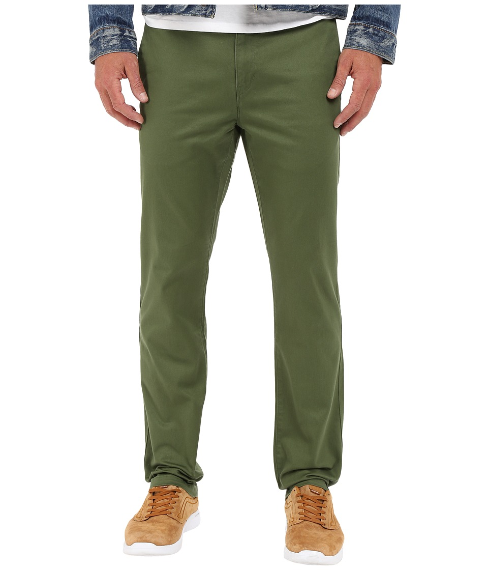 Levi's(r) Mens - 511 Slim Fit - Welt Chino (Meadow Moss/Cruz Twill) Men's Casual Pants