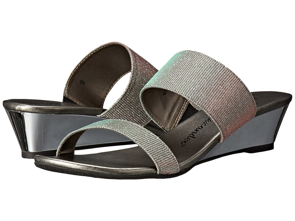 Athena Alexander - Sparkler (Silver) Women's Sandals