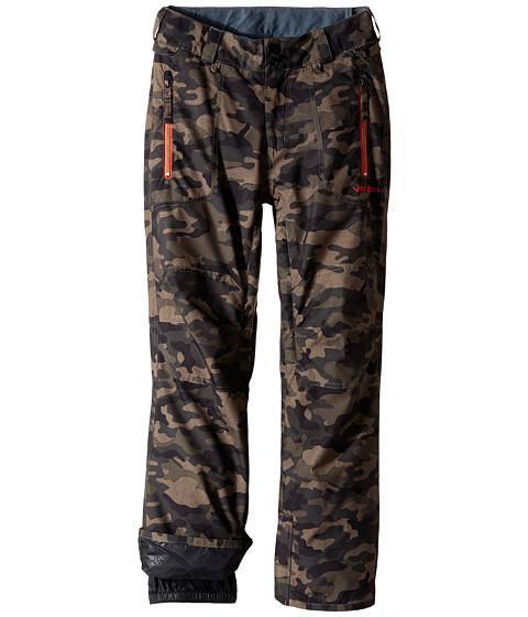 Volcom Kids - Datura Pants (Little Kids/Big Kids) (Army Green Combo) Boy's Casual Pants