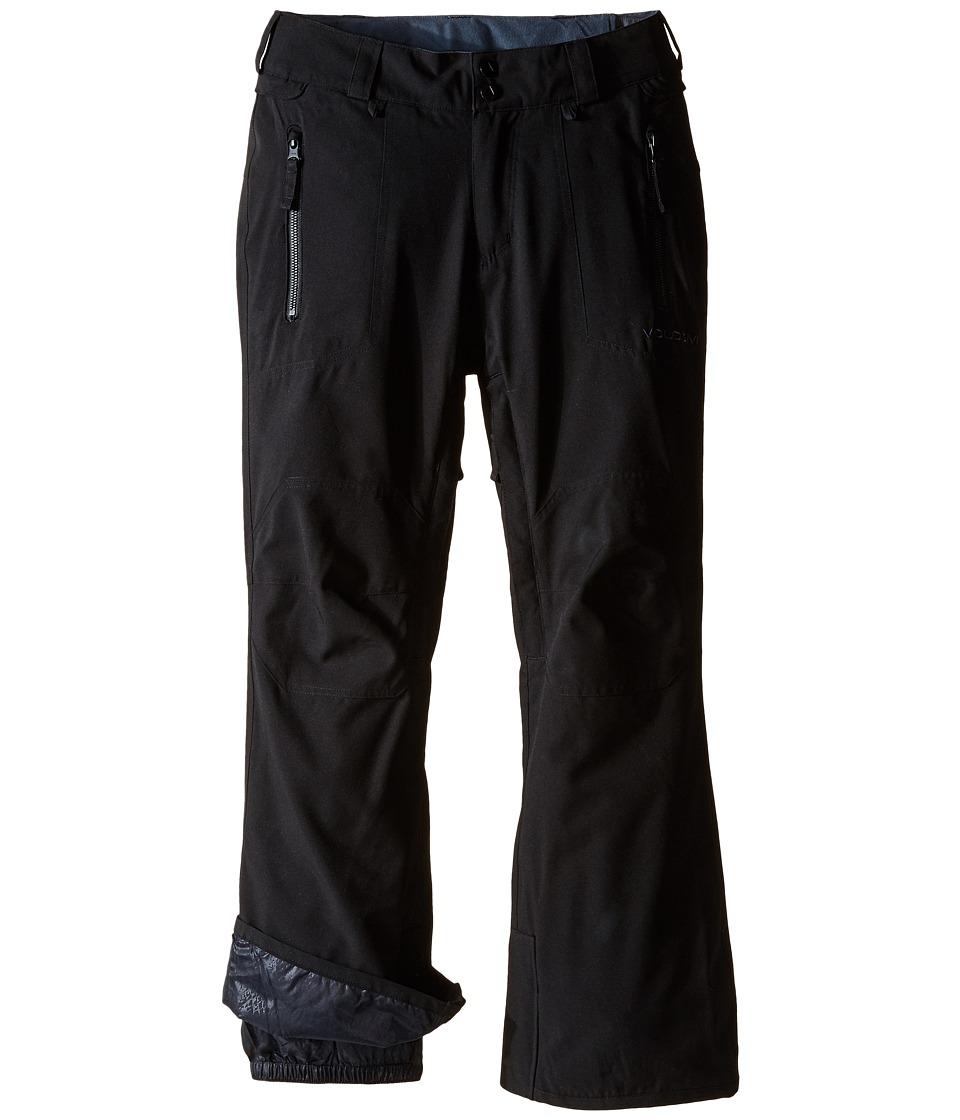 Volcom Kids - Datura Pants (Little Kids/Big Kids) (Black) Boy's Casual Pants