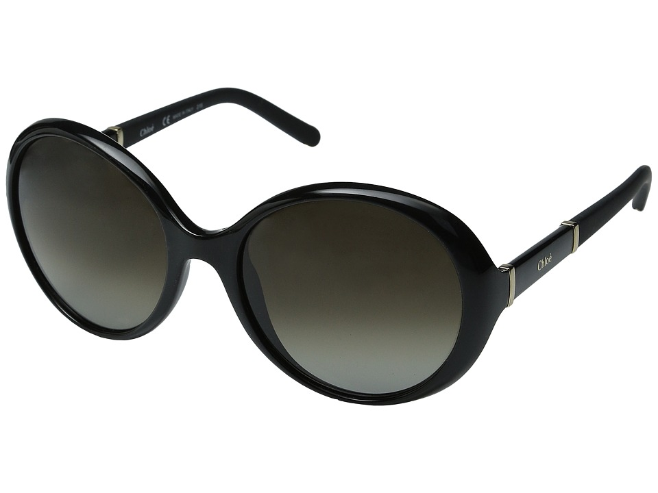 Chloe - Daisy (Black) Fashion Sunglasses