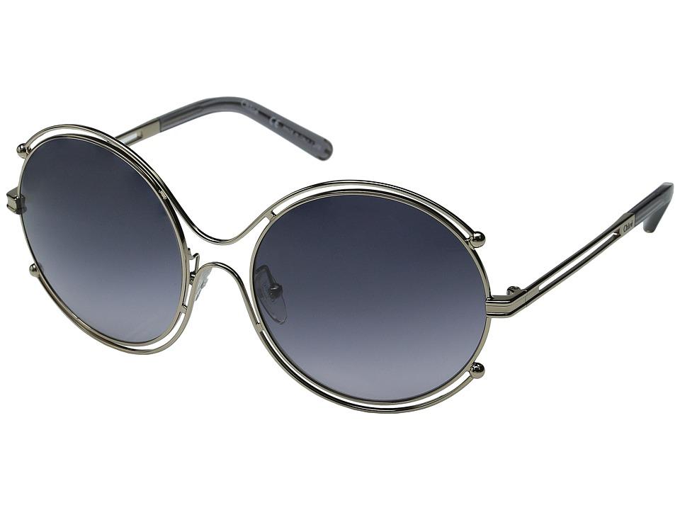Chloe - Isidora - CE122SL (Gold/Grey) Fashion Sunglasses