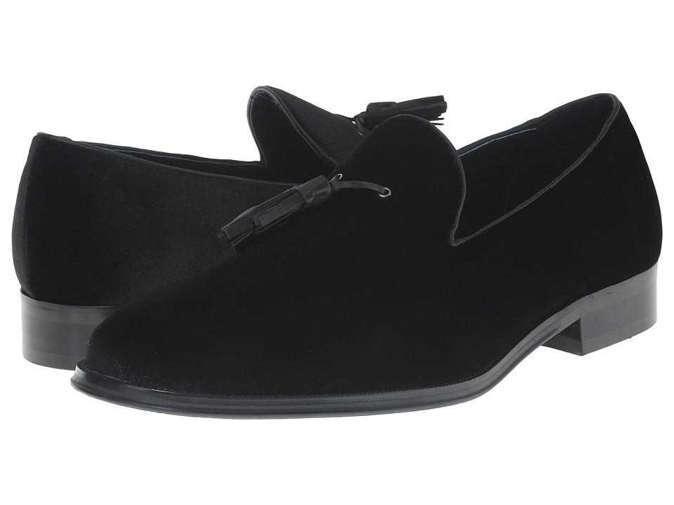 Steve Madden - Bway (Black Velvet) Men's Shoes