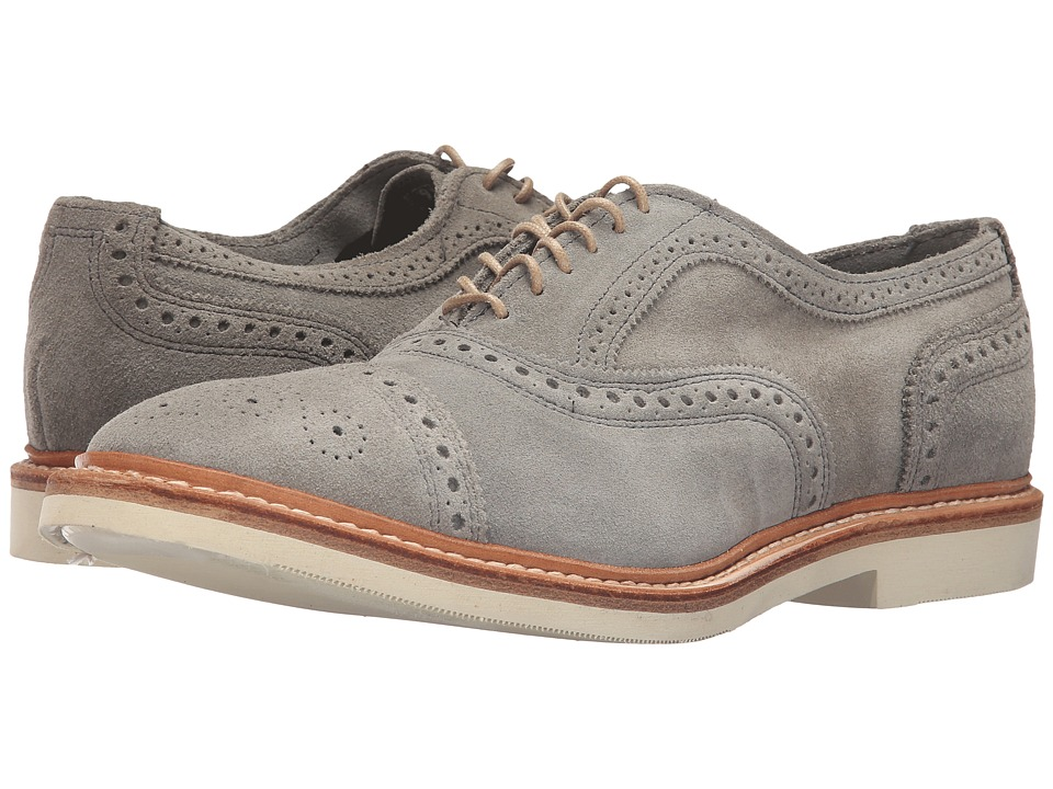 Allen-Edmonds Strandmok 2.0 (Grey Suede) Men