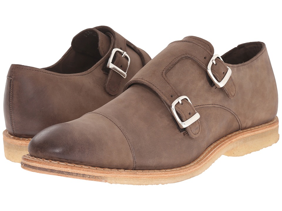 Allen Edmonds - Newberg (Chocolate Nubuck) Men's Shoes