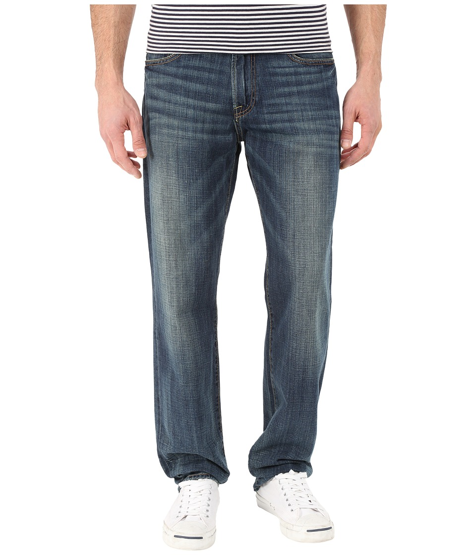 Lucky Brand - 221 Original Straight Jeans in OL Wilder Ranch (Ol Wilder Ranch) Men's Jeans