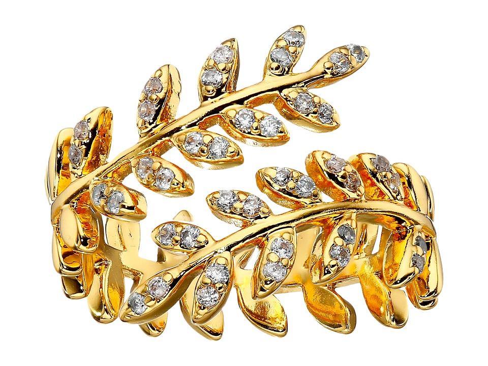 gorjana - Olympia Shimmer Wrap Ring (Gold) Ring
