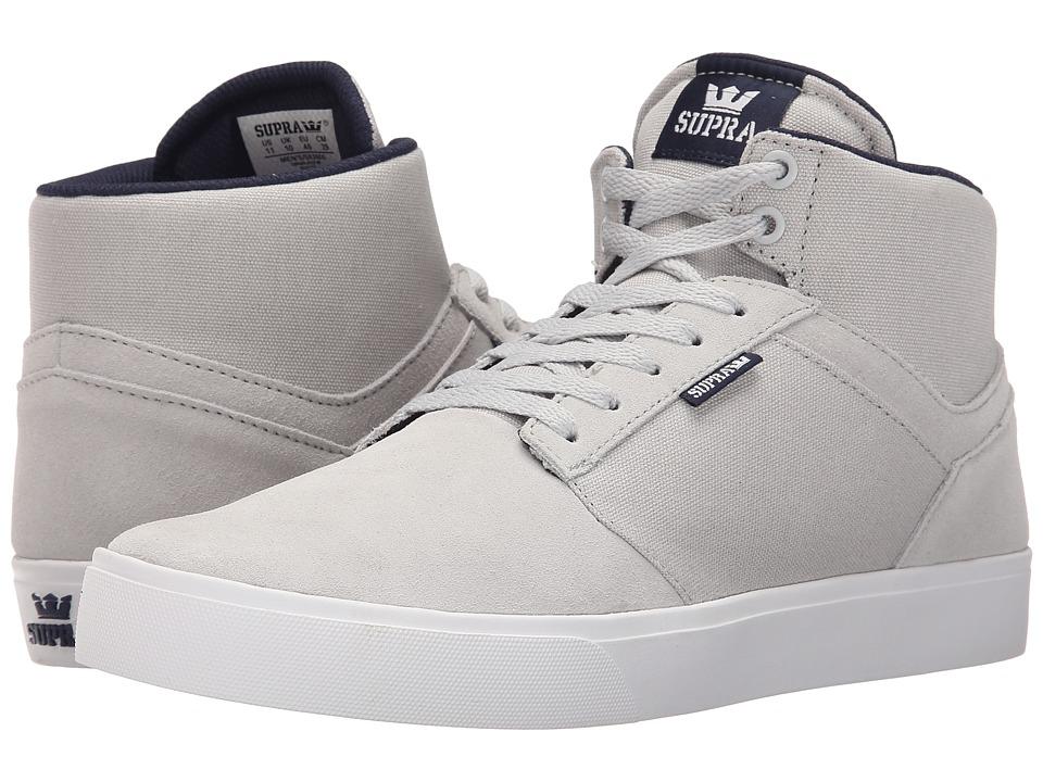 Supra Yorek Hi (Grey Violet/White) Men