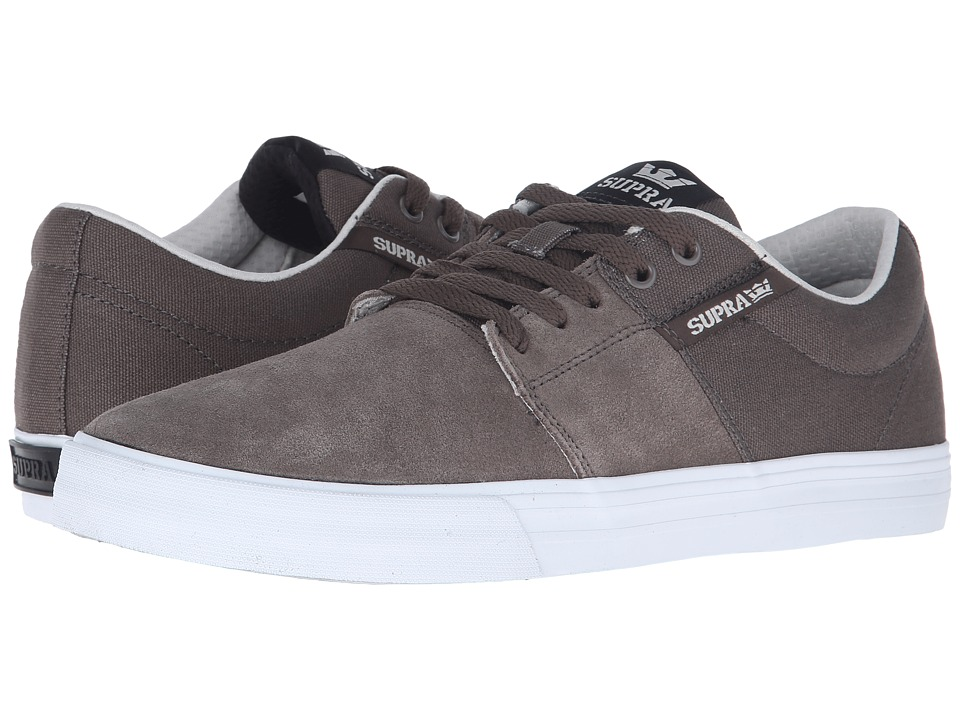 Supra - Stacks Vulc II (Morel/White) Men's Skate Shoes