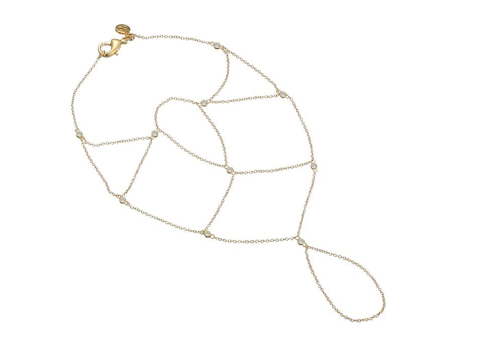 gorjana - Quin Handchain (Gold) Bracelet