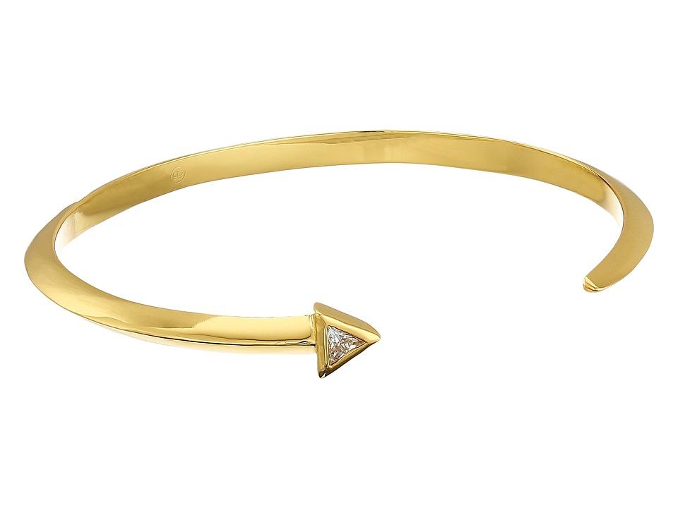 gorjana - Vivienne Cuff (Gold) Bracelet