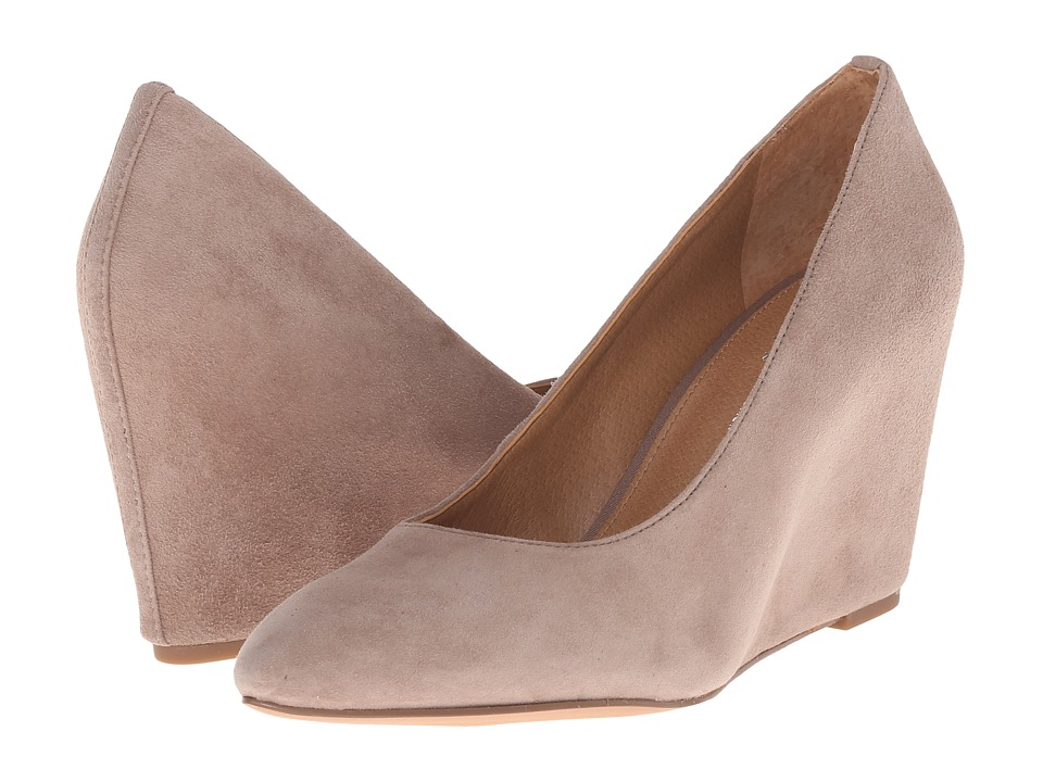 Franco Sarto - Woodstock (Truffle Taupe) Women's Wedge Shoes