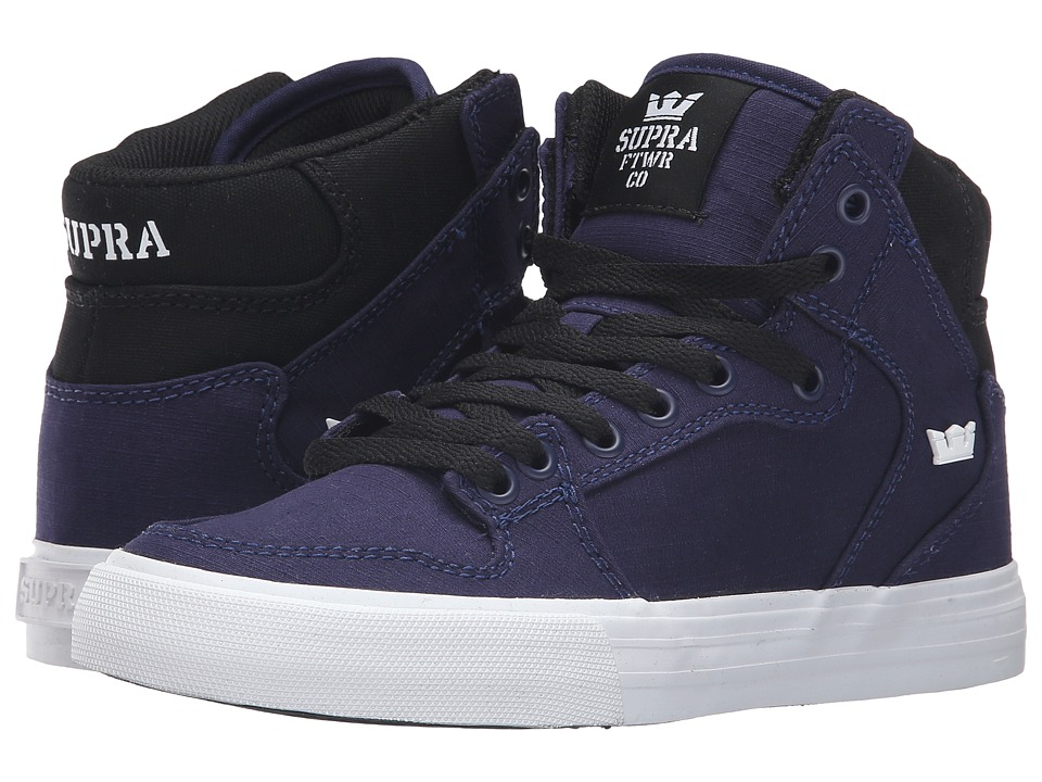 Supra - Vaider (Navy/Black/White) Women's Skate Shoes