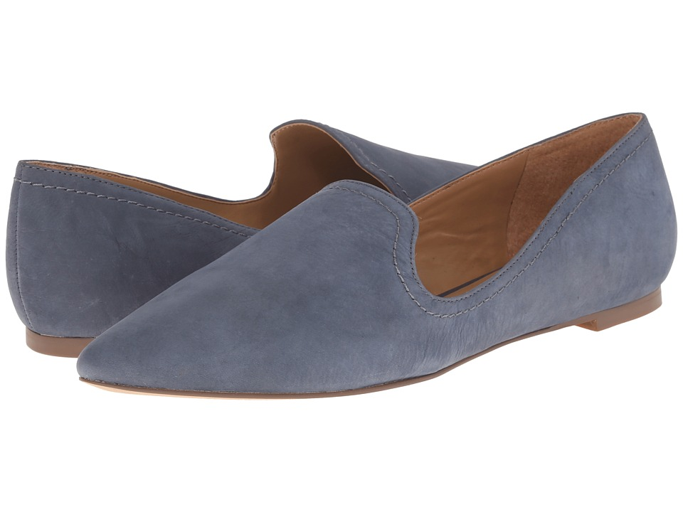 Franco Sarto - Simona (Denim) Women's Flat Shoes