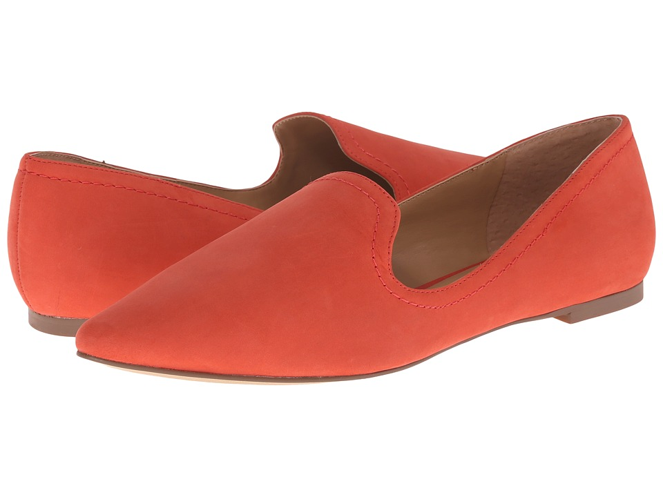 Franco Sarto - Simona (Paprika Red) Women's Flat Shoes