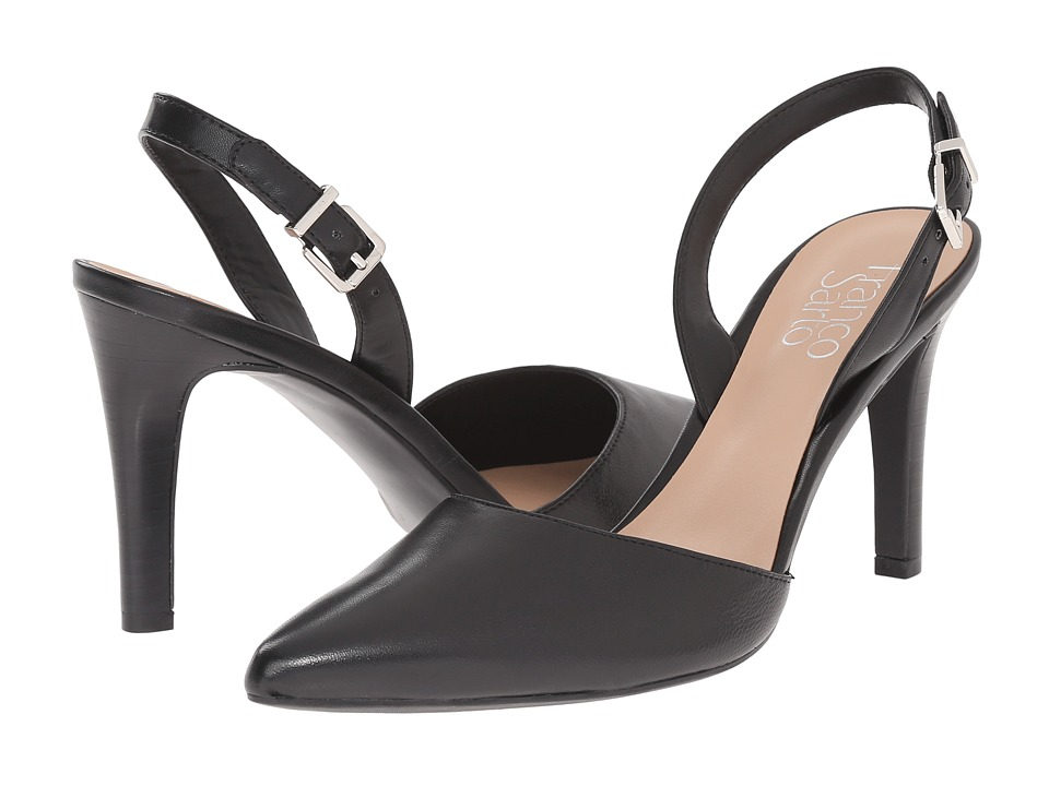 Franco Sarto - Ablaze (Black) High Heels