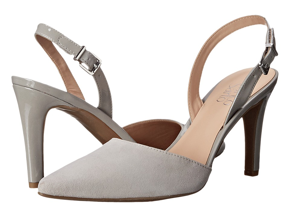 Franco Sarto Ablaze (Misty Grey) High Heels