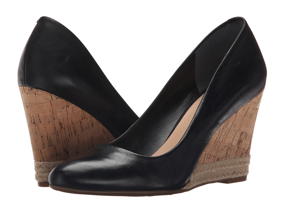 Franco Sarto - Calix (Black) Women's Wedge Shoes