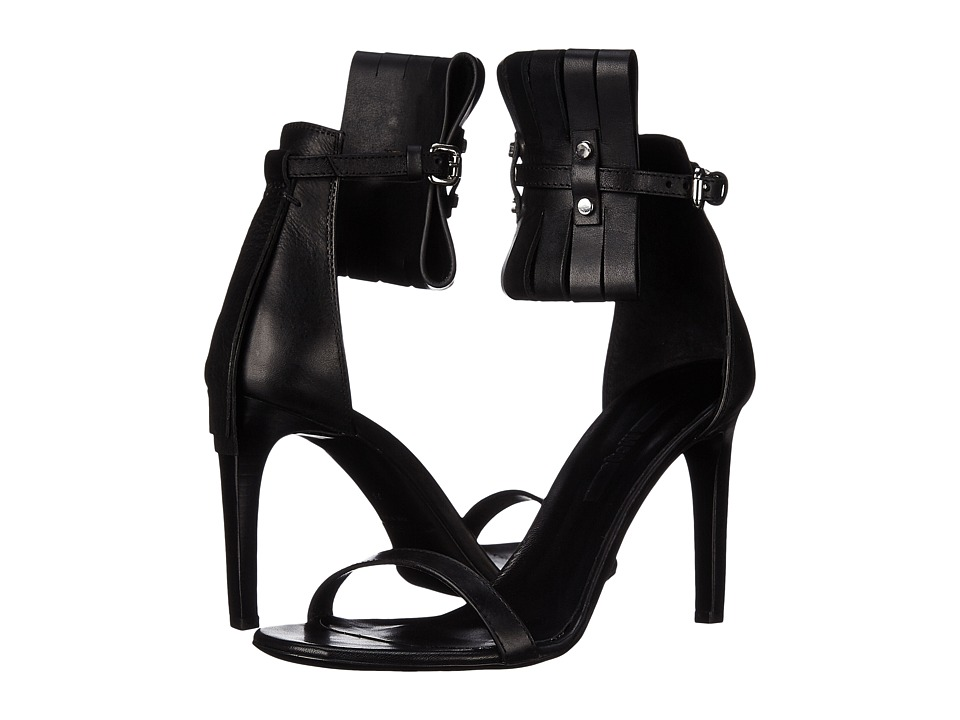 McQ - Stow Sandal (Black) Women's Sandals