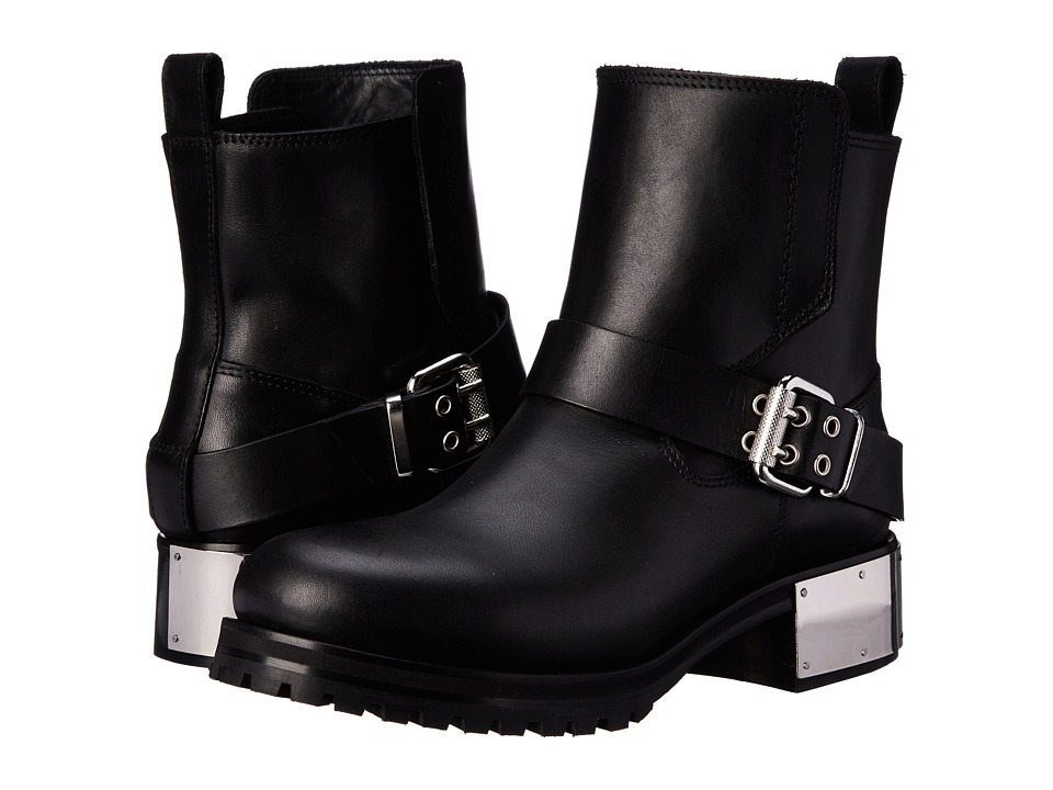 McQ - Broadway Flat (Black) Women