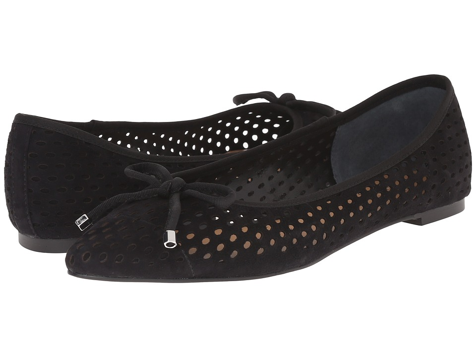 Franco Sarto - Shari (Black) Women's Flat Shoes