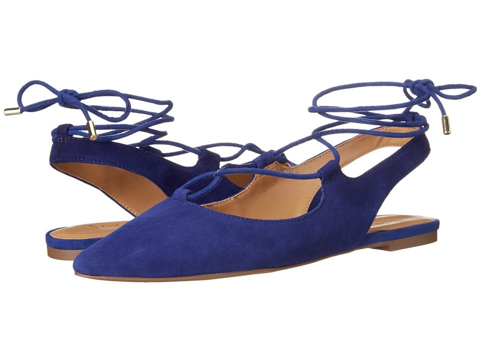 Franco Sarto - Snap (Peacoat) Women's Flat Shoes