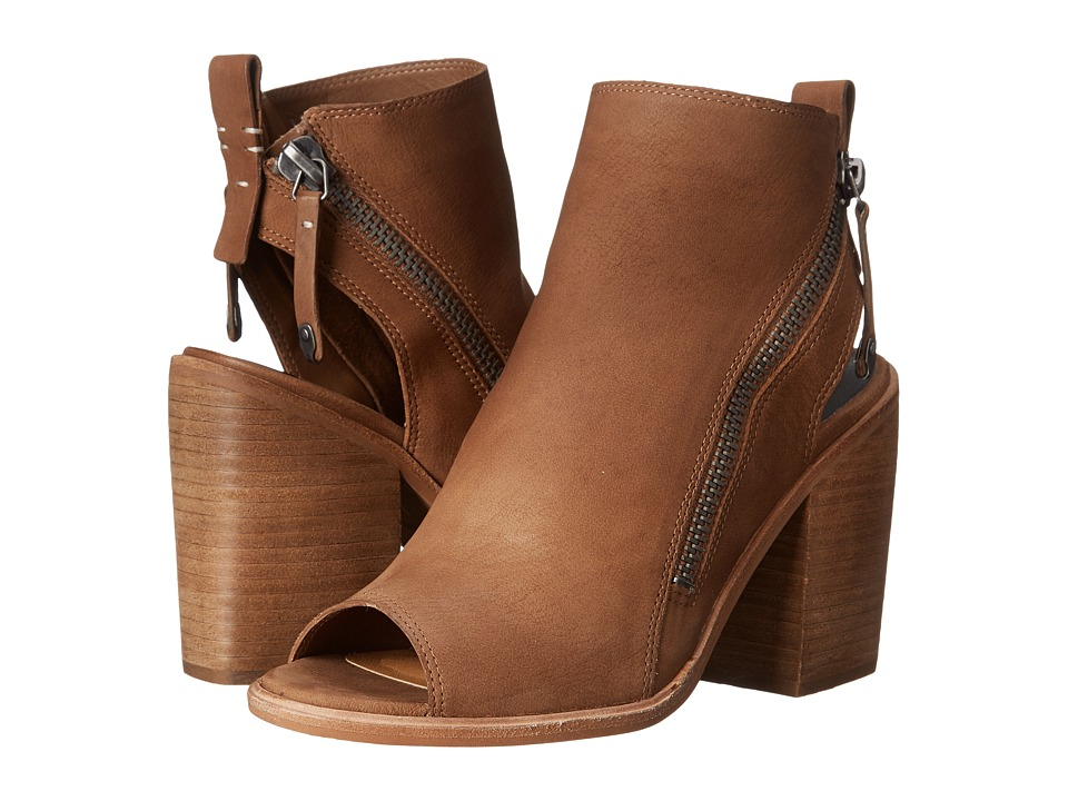 Dolce Vita - Port (Teak Nubuck) Women's Dress Zip Boots