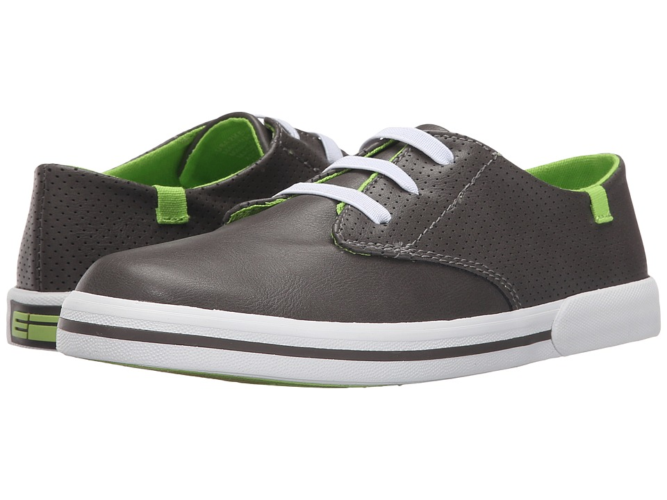 Elements by Nina Kids - Liam (Toddler/Little Kid/Big Kid) (Grey) Boy's Shoes